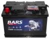 Аккумуляторная батарея Bars Silver 6ст - 75 L+  АПЗ 620А