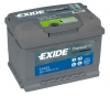 Аккумуляторная батарея Exide Premium 61 А/ч (EN 600A R+) EA612