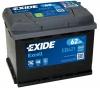 Аккумуляторная батарея Exide Excell 62 А/ч (EN 540A L+) EB621
