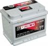 Аккумуляторная батарея Mutlu Silver 6ст-60 EN 520A L+