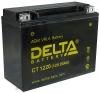 Аккумуляторная батарея Delta CT 1220 (YTX24HL-BS 20 А/ч) зал.