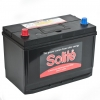Аккумуляторная батарея Solite 115D31R с буртиком (95 А/ч L+)
