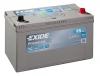 Аккумуляторная батарея Exide Premium Asia 95 А/ч (EN 800A R+) EA954