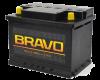 Аккумуляторная батарея Bravo 6CT-55VL евро (55 А/ч R+ EN 430A )