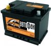 Аккумуляторная батарея АвтоФан 6CT-55VL (55 А/ч EN420A L+)