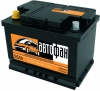 Аккумуляторная батарея АвтоФан 6CT-60VL (60 А/ч EN470A L+)