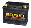 Аккумуляторная батарея Bravo 6CT-60VL евро (60 А/ч R+ EN 480A )