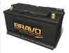 Аккумуляторная батарея Bravo 6CT-90VL евро (90 А/ч R+  EN 760A)