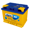 Аккумуляторная батарея АКОМ 6CT-60VL  (EN 520A  L+)