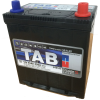 Аккумуляторная батарея TAB Азия 45А EN 400A  L+ B19 тонк.кл.