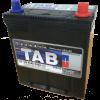 Аккумуляторная батарея TAB Азия 45А EN 400A R+ B19 тонк.кл.