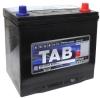 Аккумуляторная батарея TAB Азия D23 12V 60 A/h EN 600 A  R+