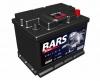 Аккумуляторная батарея Bars Silver 6ст - 60 L+  АПЗ 500А