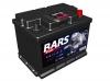 Аккумуляторная батарея Bars Silver 6ст - 66 L+ АПЗ 590А