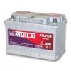 Аккумуляторная батарея Mutlu Silver 6ст-75 EN 720A L+