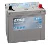 Аккумуляторная батарея Exide Premium Asia 65 А/ч (EN 580A R+) EA654