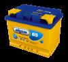 Аккумуляторная батарея АКОМ 6CT-65VL ( EN 580A R+)