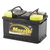 Аккумуляторная батарея Moratti 12V 71 A/h EN 710 A R+