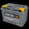 Аккумуляторная батарея АКОМ Reactor 6CT-75VL (EN 750A L+)
