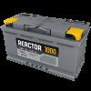 Аккумуляторная батарея АКОМ Reactor 6CT-100VL (EN 1000A L+)
