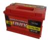 Аккумуляторная батарея UNIX PROFESSIONAL 6CT-75VL (700A L+)