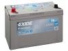 Аккумуляторная батарея Exide Premium Asia 95 А/ч (EN 800A L+) EA955