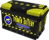 Аккумуляторная батарея Tyumen Battery 6CT-66VL (66 А/ч EN580A L+)