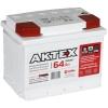 Аккумуляторная батарея Актех 6CT-64VL (64 А/ч L+ EN 570A )