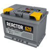 Аккумуляторная батарея АКОМ Reactor 6CT-62VL (EN 620A L+)