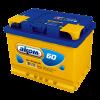 Аккумуляторная батарея АКОМ 6CT-60VL R+ LB2