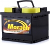 Аккумуляторная батарея Moratti 12V 55 A/h EN 550 A R+