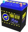 Аккумуляторная батарея Tyumen Battery ASIA 6CT-40VL (40 А/ч EN360A R+)