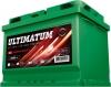 Аккумуляторная батарея АКОМ ULTIMATUM 6CT-60VL (550A R+)